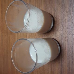 牛乳きな粉プリン