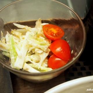 簡単&美味しい☆鯖缶と大根のサラダ♪