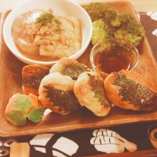 すり身の小判焼き【180kcal 脂質5.7g】