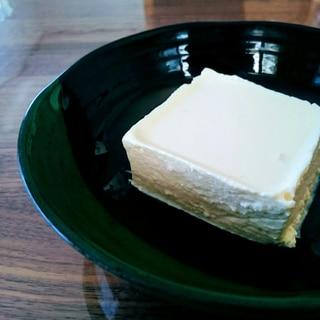 居酒屋メニュー♪クリームチーズ豆腐
