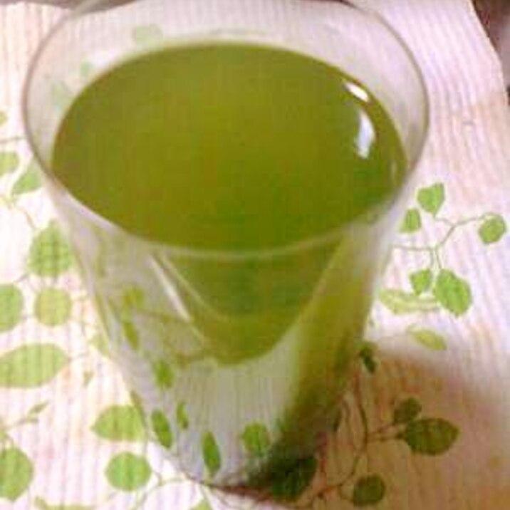 ちょっとレモンの青汁緑茶