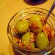 オリーブの漬け方~ガーリック漬け~