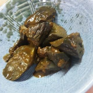 茄子の味噌煮