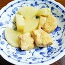 鶏と大根のポン酢煮