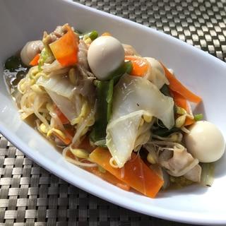 白菜の中華風旨煮