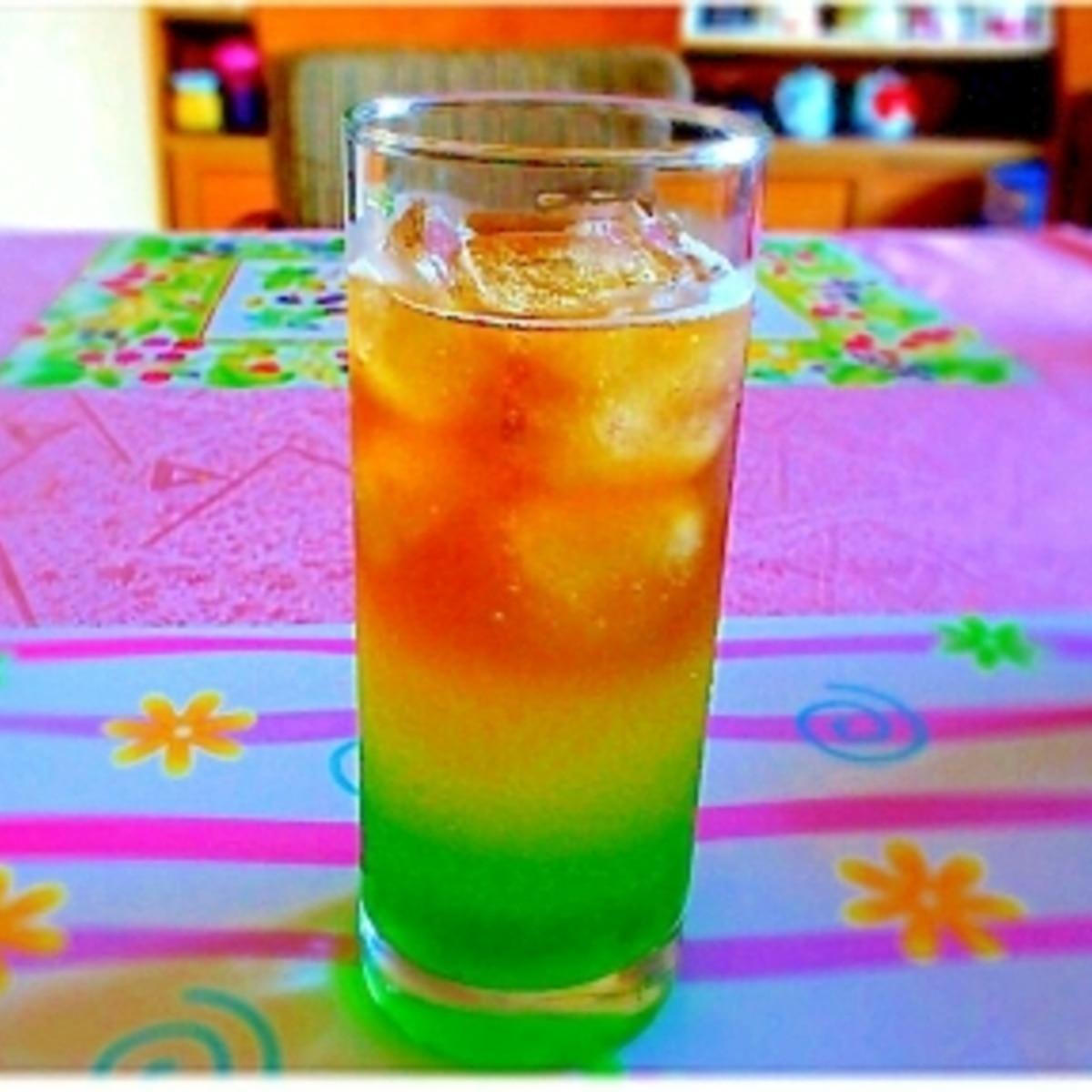 ノン アルコール カクテル レシピ