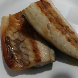 簡単!フライパンで鯖の塩焼き