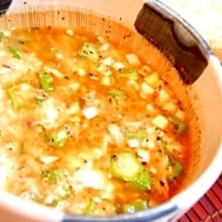 これからは冷つけ麺の時代!冷や汁風つけ素麺