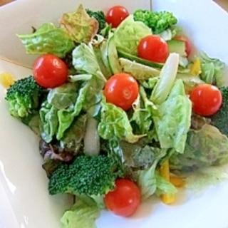 お野菜モリモリ♪チョレギサラダ