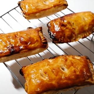 リンゴジャム☆簡単アップルパイ