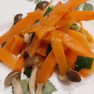 レンジで簡単!彩り野菜