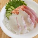 お手軽メニュー*海鮮丼*