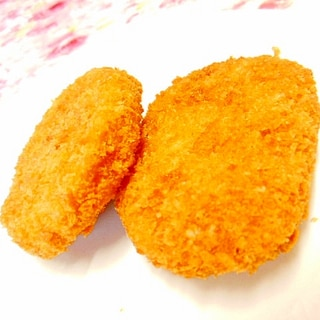 ❤牛肉ミンチと里芋のコロッケ❤