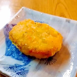 お弁当に☆薩摩芋とブロッコリーのコロッケ