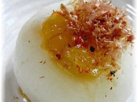 レンジで新玉ねぎの丸ごと蒸し玉ねぎ
