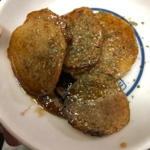 大人のおつまみ☆バターしょうゆ山芋