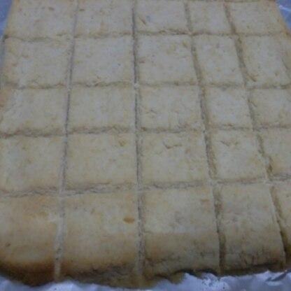サクサクのクッキーとしっとりクッキーが両方一緒に焼ける!お得クッキー♪ 美味しかったです。