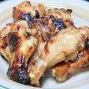 鶏手羽元の醤油麹漬けグリル~柚子胡椒風味~