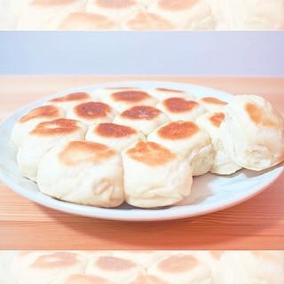 フライパンで!?本格ちぎりパン