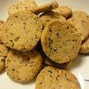簡単!はちみつごまクッキー