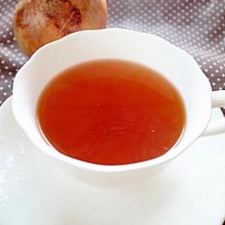 自家製☆玉ねぎの皮茶♪