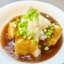 簡単/カリふわとろ~り揚げ出し豆腐◆夜食にも