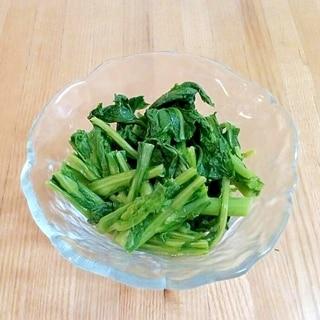 ♪かたい茎を柔らかく♡菜の花の上手な茹で方♪