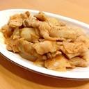 10分で完成!豚バラ肉と玉ねぎのキムチ炒め