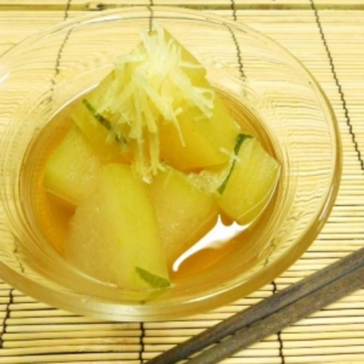 冷製☆冬瓜の煮物