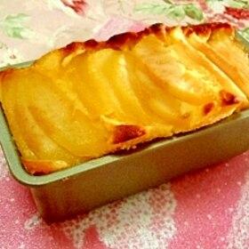 ラフランスのパウンドケーキ