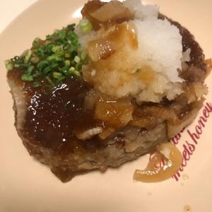 和風*豆腐ハンバーグ