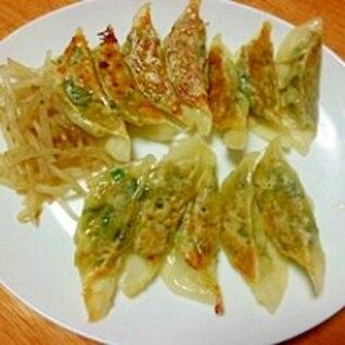 野菜オンリー餃子♪♪