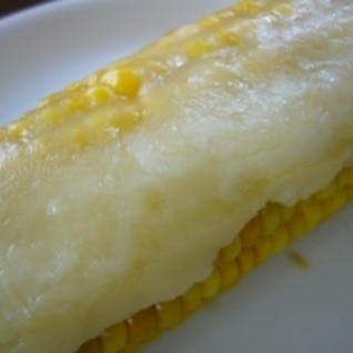 チーズもろこし☆
