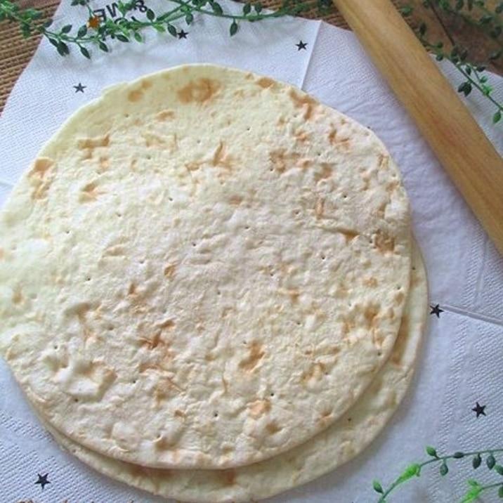 基本のピザ生地の作り方