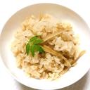 大人の味わい☆生姜の炊き込みご飯