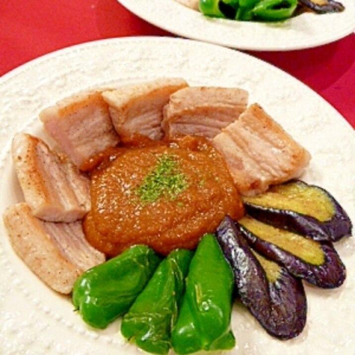 カフェ風♥厚切り豚バラで☆絶品ポークカレー。