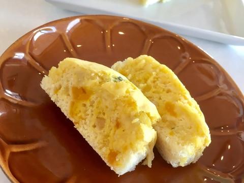 子ども向け♪シンプルかぼちゃさつまいもケーキ