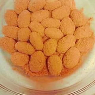 簡単♪おやつに大豆きな粉