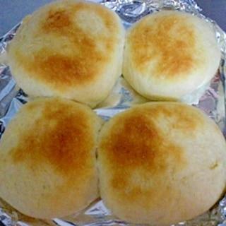 うちの朝食☆クリームパン