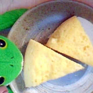 ダイエット希望☆レンジでおから蒸しパン