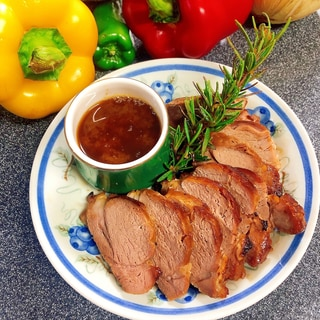 オーブンでほったらかし調理*焼豚レシピ
