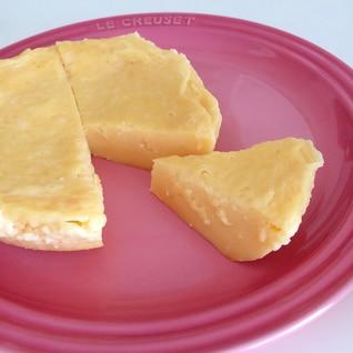 【母の日にレンジで簡単】ヨーグルトでヘルシーケーキ