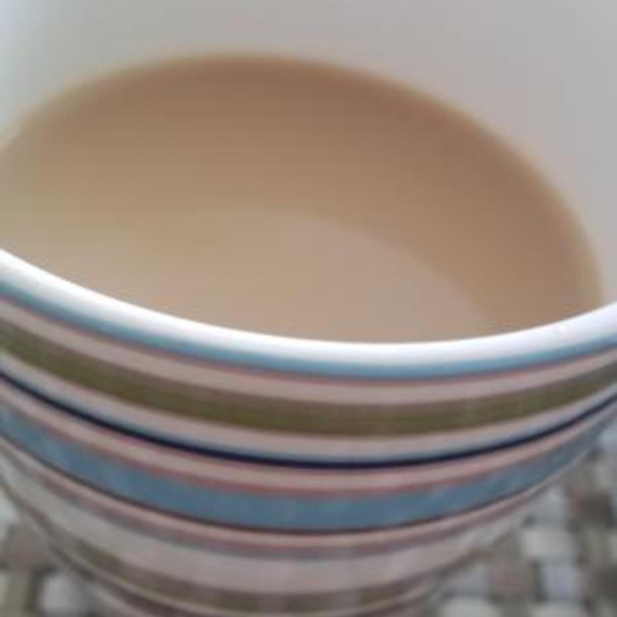 作り方 豆乳 ラテ