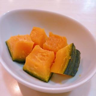 10分で♪かぼちゃの煮物
