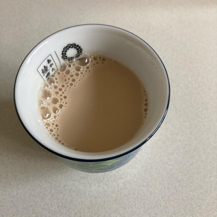 生姜蜂蜜カフェオレ