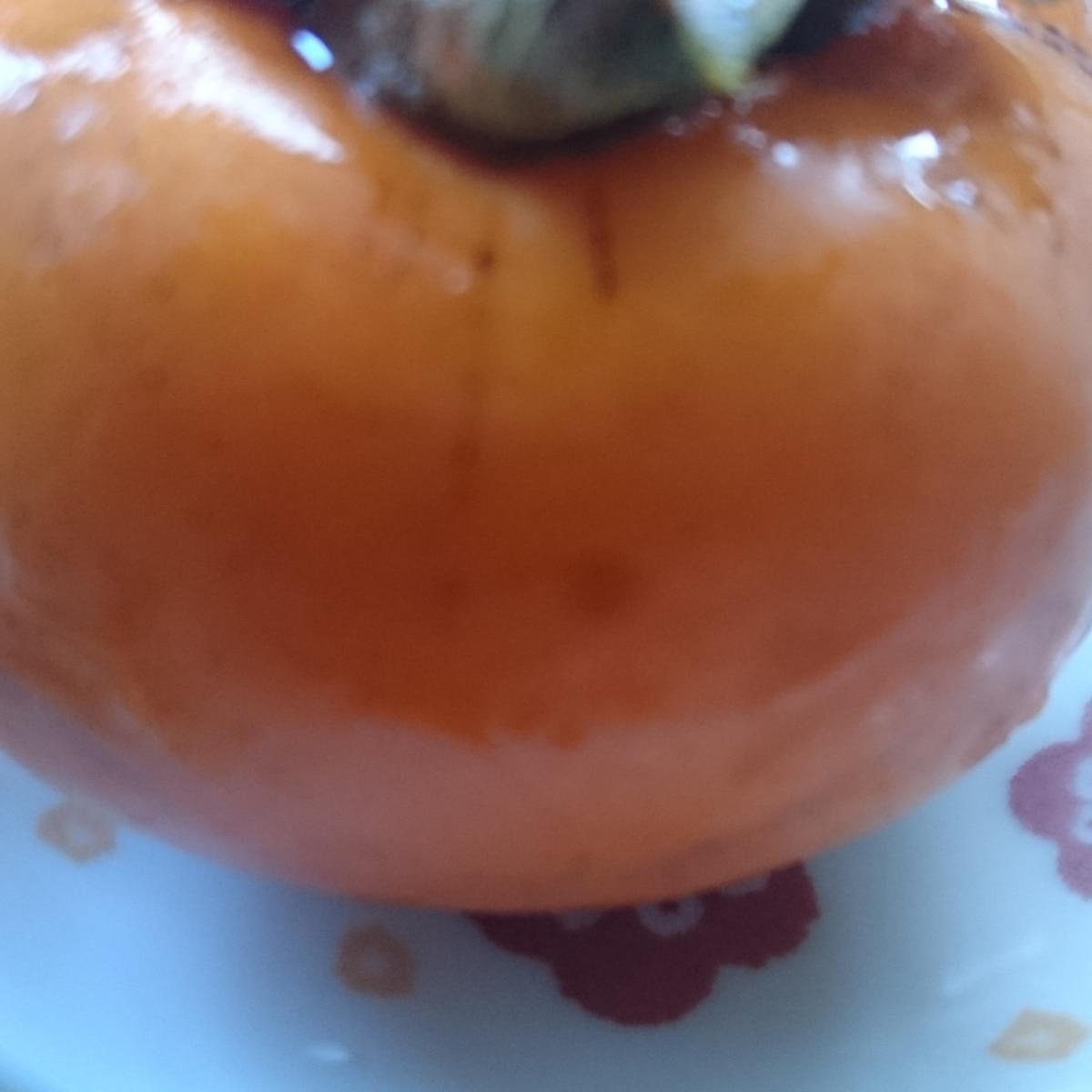 アイス 渋柿 ドライ