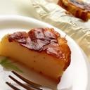 スライスチーズと牛乳で♪簡単☆バスクチーズケーキ