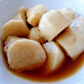 レンジで簡単★里芋の煮物(味付けは麺つゆで)