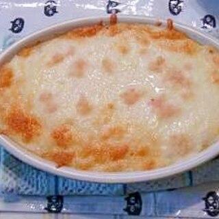 カニ缶でおいしいカニドリア~♪(バターライス使用)