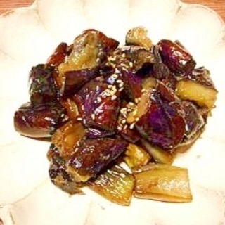 茄子☆トロトロ炒め煮